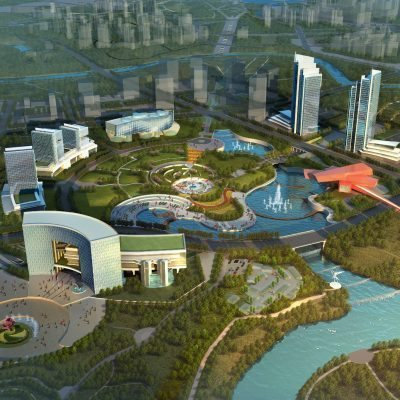 ZiGong High Tech Park
