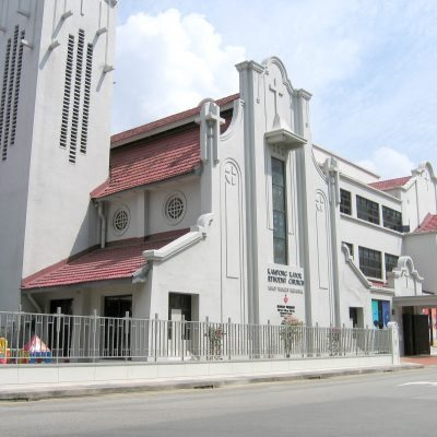 Kampong Kapor Methodist Church