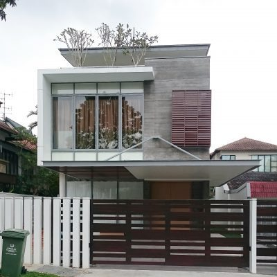 House at Hua Guan Avenue