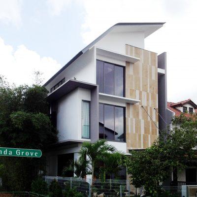 House at Allamanda Grove