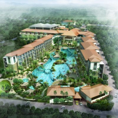 Resort Condotel @ Sepinggan