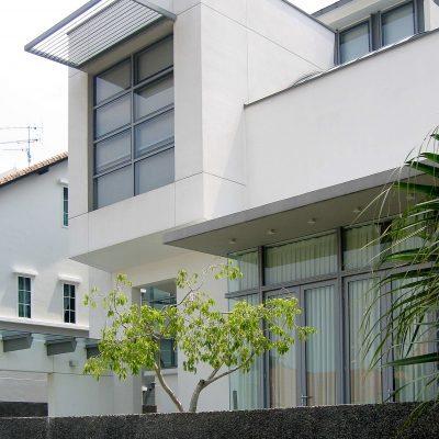 House at Yarrow Gardens