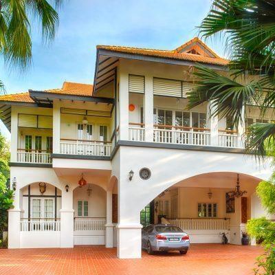 House at Bukit Sedap Road