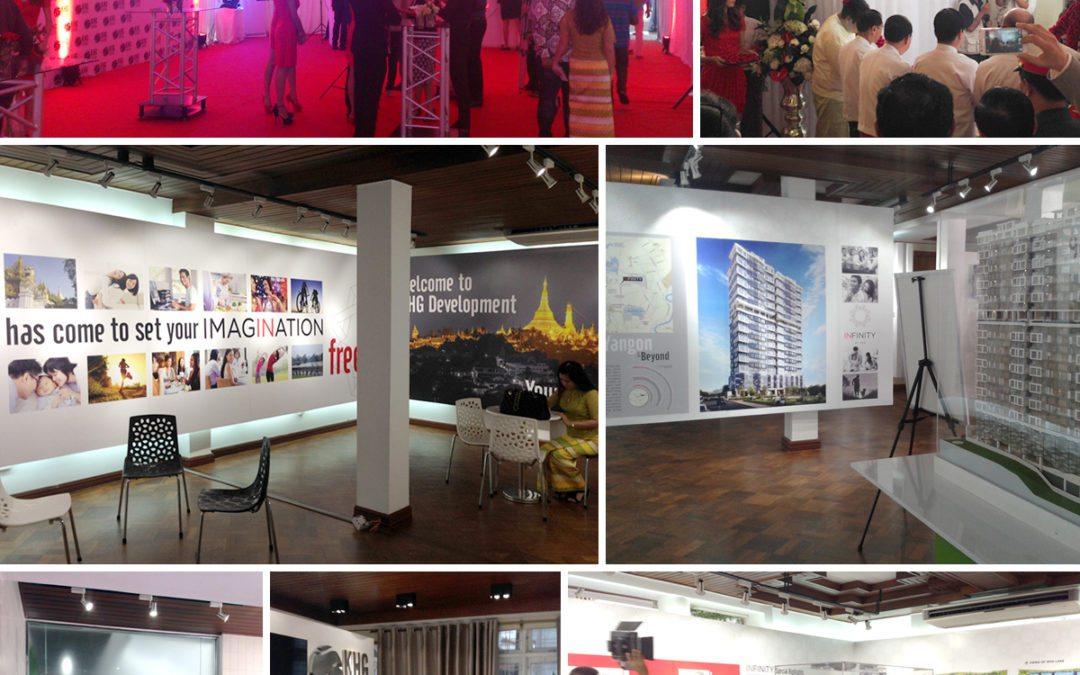 Grand Opening of KHG Development Sales Gallery