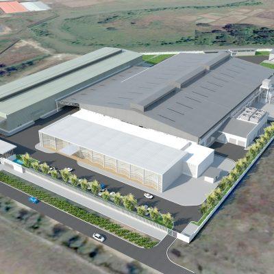 Pokka Manufacturing Factory